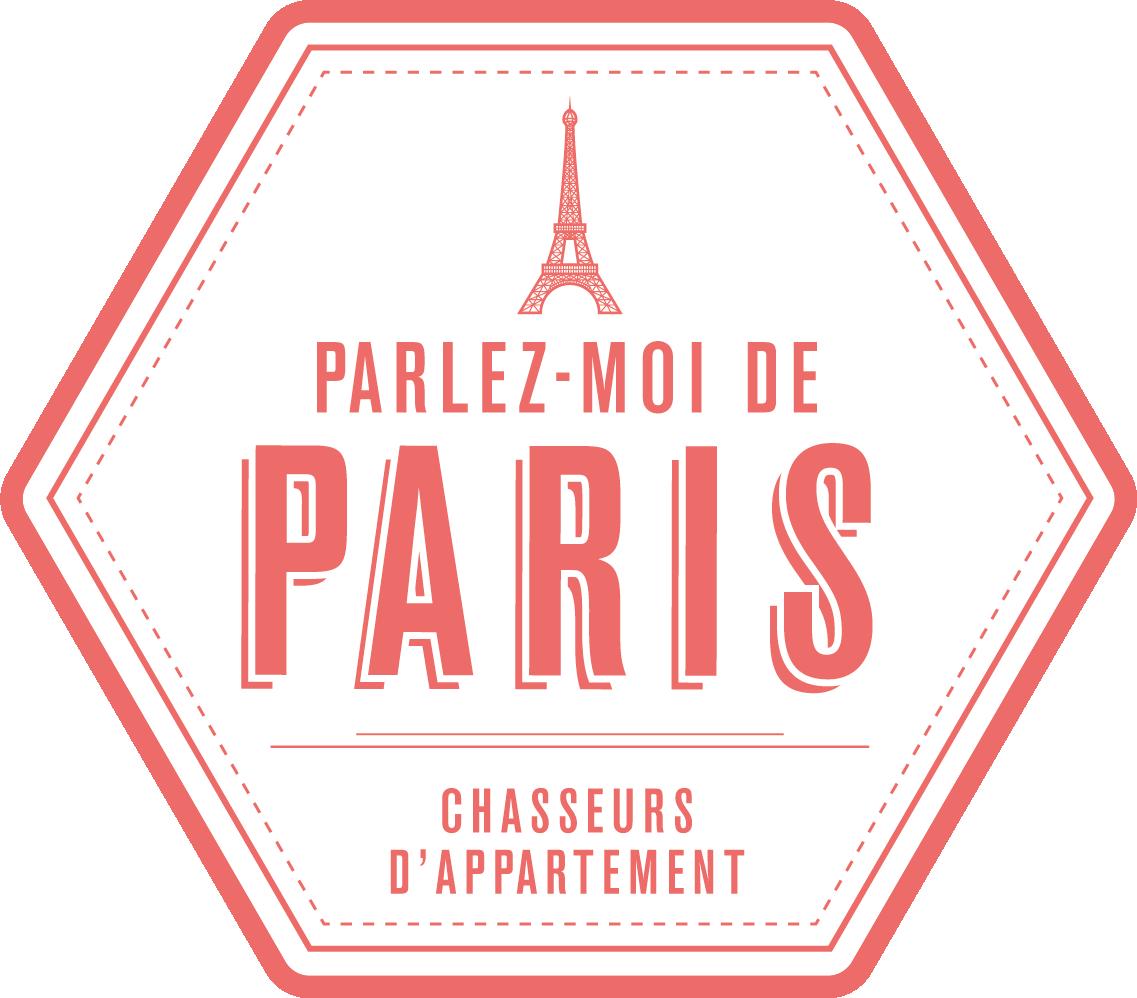 Logo Parlez moi de Paris